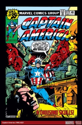 Captain America (1st Series) #227