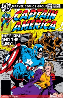 Captain America (1st Series) #232