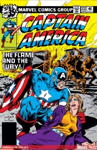 Captain America (1st Series) 1968 - 1996 #232