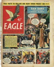 Eagle (1st Series) Volume 8 1950 - 1969 #1