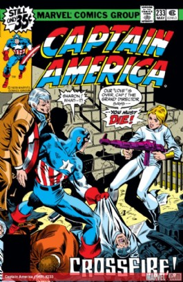 Captain America (1st Series) #233
