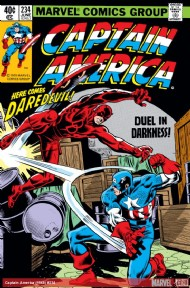 Captain America (1st Series) 1968 - 1996 #234