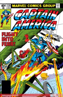 Captain America (1st Series) #235