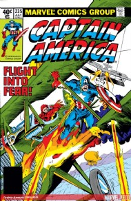 Captain America (1st Series) 1968 - 1996 #235