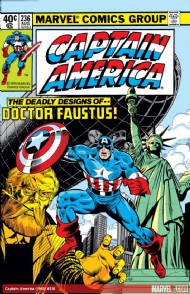 Captain America (1st Series) 1968 - 1996 #236