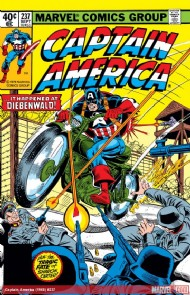 Captain America (1st Series) 1968 - 1996 #237