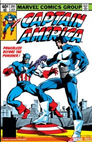 Captain America (1st Series) 1968 - 1996 #241