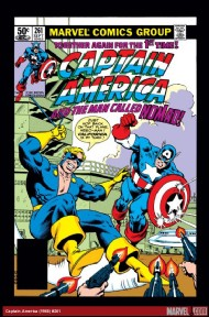 Captain America (1st Series) 1968 - 1996 #261