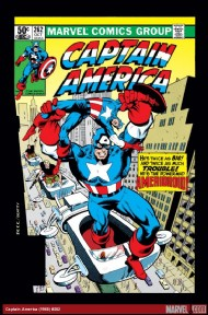 Captain America (1st Series) 1968 - 1996 #262