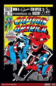 Captain America (1st Series) 1968 - 1996 #263