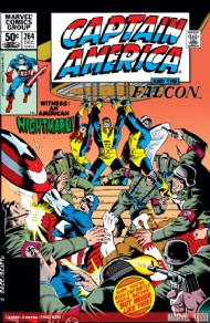 Captain America (1st Series) 1968 - 1996 #264