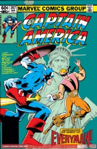 Captain America (1st Series) 1968 - 1996 #267