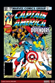 Captain America (1st Series) 1968 - 1996 #268