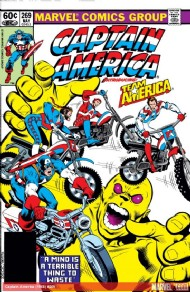 Captain America (1st Series) 1968 - 1996 #269