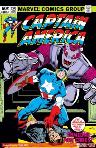 Captain America (1st Series) 1968 - 1996 #270