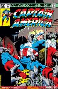 Captain America (1st Series) 1968 - 1996 #272