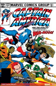 Captain America (1st Series) 1968 - 1996 #273