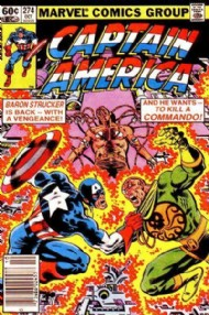 Captain America (1st Series) 1968 - 1996 #274