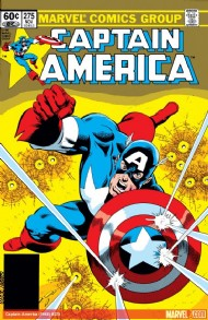 Captain America (1st Series) 1968 - 1996 #275