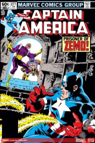 Captain America (1st Series) 1968 - 1996 #277