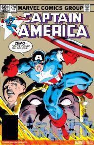 Captain America (1st Series) 1968 - 1996 #278