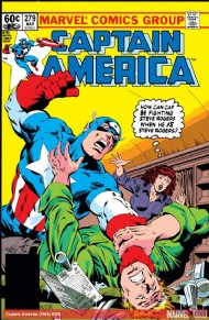Captain America (1st Series) 1968 - 1996 #279