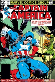 Captain America (1st Series) 1968 - 1996 #280