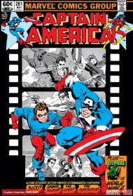 Captain America (1st Series) 1968 - 1996 #281