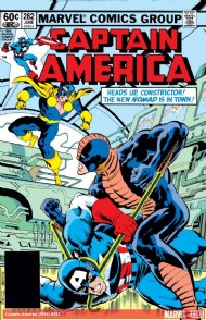 Captain America (1st Series) 1968 - 1996 #282