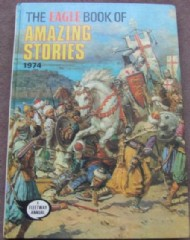 Eagle Book of Amazing Stories 1974 #1974