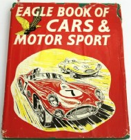 Eagle Book of Cars and Motor Sport 1958 #1958