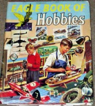 Eagle Book of Hobbies  #1962