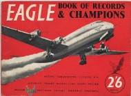 Eagle Book of Records and Champions  #1950