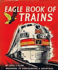 Eagle Book of Trains 1953 #1953