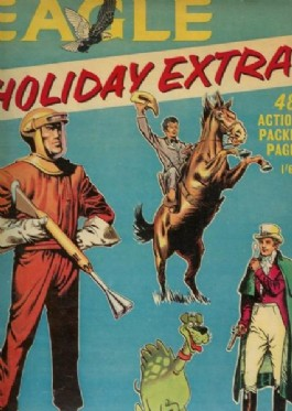 Eagle Holiday Extra #1962
