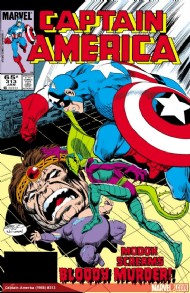 Captain America (1st Series) 1968 - 1996 #313