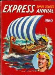 Express Annual  #1960