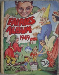 Fairies Album 1947 - 1951 #1949