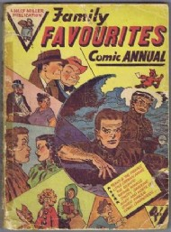 Family Favourites Comic Annual  #1954