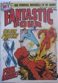 Fantastic Four (1st Series) UK 1982 - 1983 #1