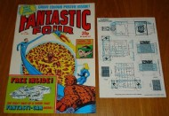 Fantastic Four (1st Series) UK 1982 - 1983 #2