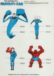 Fantastic Four (1st Series) UK 1982 - 1983 #4