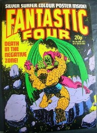 Fantastic Four (1st Series) UK 1982 - 1983 #6