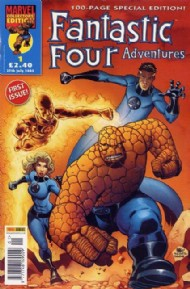 Fantastic Four Adventures (1st Series) 2005 - 2010 #1