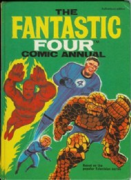 Fantastic Four Annual  #1970
