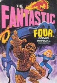 Fantastic Four Annual  #1971