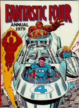 Fantastic Four Annual #1979