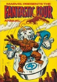 Fantastic Four Annual  #1980