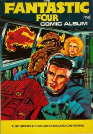 Fantastic Four Comic Album  #1975