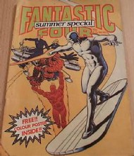 Fantastic Four Summer Special  #1982